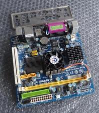 Gigabyte GA-GC330UD REV: 1.0 Socket 479 Motherboard On-board Atom 330 Processor