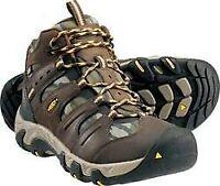 KEEN Men's Koven Mid Waterproof Hiking Shoe Mossy Oak