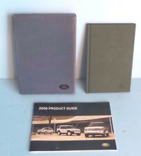 The Little Green Book Memorabilia Owners Manual Book For Land Rover Hardcover
