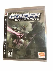Mobile Suit Gundam: Crossfire PS3 PlayStation 3 Complete
