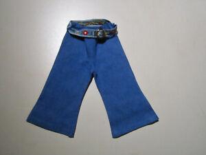 Schöne ältere Puppenkleidung - schicke Jeans
