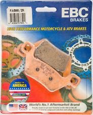 New listing Ebc High Performance Brake Pads Fa600/2R