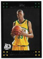 2007-08 Topps #112 Kevin Durant RC - Seattle Supersonics NM-MT