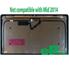 """21.5""""Apple iMac A1418 661-7109 LED LCD Screen +Front Glass Assembly Late 2012 15"""