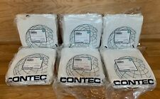 600 Contec Lwps0027 Polynit Heatseal Sterile Wipes 9x9In-4 Bags X 150 Each-Fast!