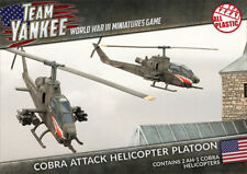 Team Yankee Cobra Attack Helicopter Platoon By Battlefront TUBX05