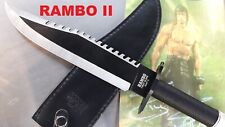 Machete rambo cuchillo busch Halloween 54 cm busch cuchillo de supervivencia cuchillo atrappe