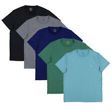 Polo Ralph Lauren para hombre cuello redondo rendimiento Camiseta Camiseta De Entrenamiento S M L XL XXL