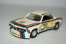 SOLIDO 25 BMW 3.0 CLS RALLY WHITE NEAR MINT CONDITION