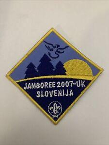 2007 world scout jamboree Slovenija Patch Boy Scout Slovenia ?