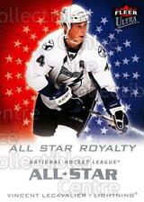 2008-09 Ultra All-Star Royalty #4 Vincent Lecavalier