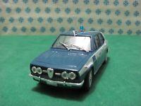 ALFA ROMEO  Alfetta 1800 berlina Polizia 1974 - 1/43 Progetto K 215  -  MIB