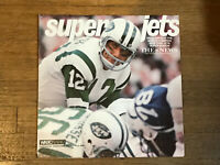 Super Jets LP - WABC Radio 1969 FCLP 3035 - Joe Namath / Super Bowl / NY Jets