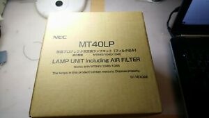 NEC Projector Lamp Unit with Air Filter - MT40LP - Old stock