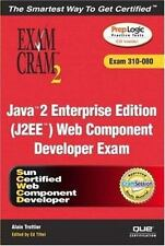 Java 2 Enterprise Edition (J2EE) Web Component Developer Exam Cram 2 (Exam Cram