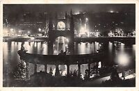 B35955 Budapest View of the Town at night with Elisabeth bridge   hungary