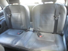 HOLDEN COMMODORE VY LEATHER REAR DICKIE SEAT VT VX VZ WAGON,SEAT BELTS 7 SEATER
