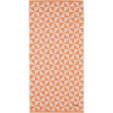s.Oliver da bagno asciugamano 70x140 cm TRIANGOLO 3702 mandarino, NUOVO