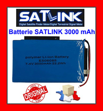 SATLINK BATTERIE ORIGINALE NEUVE WS-6906 WS-6908 WS-6909 WS-6936 WS-6979  FRANCE