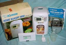⭐ Zojirushi BB-HAC10 Programmable Mini Bread Maker Machine Bread Bakery - White