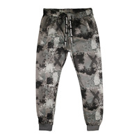 Ecko Unltd. Men's Light Green Grey Camo Joggers (S03)