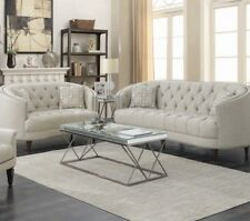 Polyester Living Room Traditional Sofas, Loveseats & Chaises ...