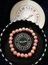 THOMAS SABO CHARM CLUB BAMBOO CORAL CHARM BRACELET Size M/L  RRP £55.00