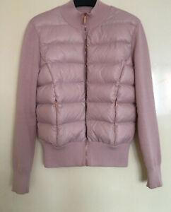 Ted baker Ladies Lightweight Cardigan Jacket Coatigan Pink TB Size 1/ UK 8