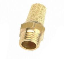 5pcs Pneumatic Muffler Cone Filter Silencer Sintered Bronze Fitting 1/2''