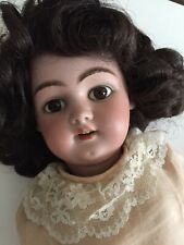 23� Beautiful Early Simon Halbig 1079 Dep Antique Bisque Doll French