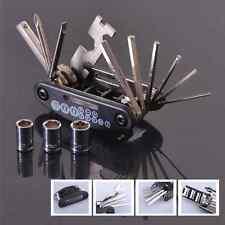 Repair Tool Allen Key Multi Folding 13 in 1 Hex Wrench Screwdriver For Aprilia