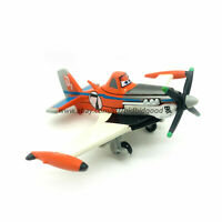 Mattel Disney Pixar Planes Dusty 7 Supercharged Diecast Model Loose Kid Gift Toy