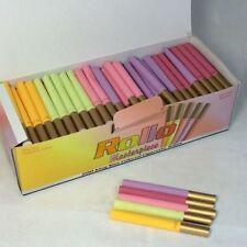 ROLLO MASTERPIECE - King Size multi coloured cigarette tubes - 200 tubes per box