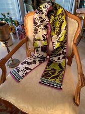 Emilio Pucci Print Scarf Cashmere/silk