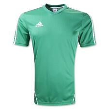 adidas Youth Estro 12 Training Jerseys Green/White X40652