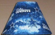 Dallas Cowboys Fabric Lamp Shade ONLY lampshade NFL Cotton New handmade
