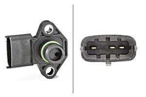 Boost Pressure Sensor HELLA Fits HYUNDAI KIA Grand Santa Fe Travel 392002F000