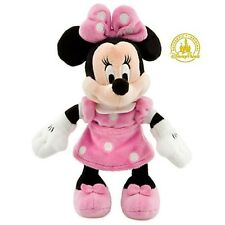 MINNIE MOUSE PINK Mini PLUSH SOFT TOY 23cm MICKEY MOUSE CLUBHOUSE - DISNEY TOY