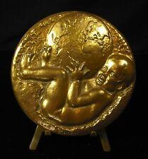 Medaglia Primi non del neonato First passaggi per baby on earth di Revol 84mm