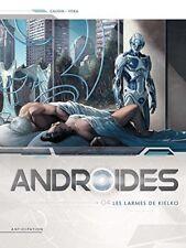 Comics Comics VF science-fiction sur Delcourt