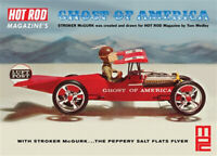 MPC 1:18 Stroker McGurk Ghost of America Plastic Model Kit MPC866