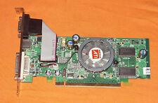 Sapphire Tarjeta gráfica * PCI-E * Radeon x600 * 64 MB ddr1 * 64 bit Video Card