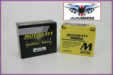 Motobatt * Agm * Upgrade Gel batería Ducati 749 2003 & Gt 05, 20 adicionales de salida de potencia