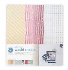 SILHOUETTE - Adhesive Washi Sheets