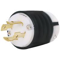 L16-30 Plug - NEMA L16-30P Locking Plug, Rated for 30A, 480V