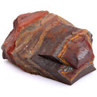 """1""""-1.2"""" Rough Red Tiger Iron Jasper Natural Stone Healing Crystal 1pc RS042-1"""