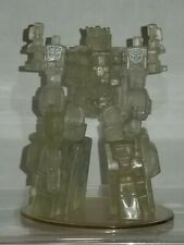 Transformers SCF Act 2 Super Ginrai clear variant loose complete Godmaster