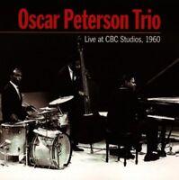 Oscar Peterson Trio - Live at CBC Studios, 1960 [CD]