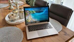 "ASUS UX31A ULTRABOOK ZENBOOK i7 13,3"" IPS Touch 256GB SSD Ultraflach 1,3kg"