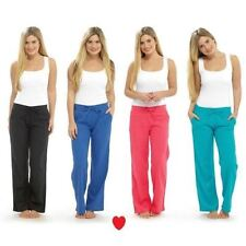Linen Casual Pants for Women
